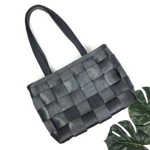 Harveys Seatbelt Dark Gray Tote Bag -Large